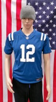 Indianapolis Colts Authentic NFL American Football Jersey (Youths 14-16 Years)