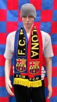 F.C. Barcelona FCB Football Club Scarf (Scarves)