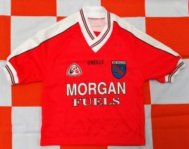2002 Armagh GAA Gaelic Football Jersey (Youths 1-2 Years)