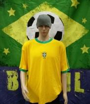 Brazil Official Nike Football Shirt (Adult XXL)