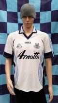 2007-2008 Dublin GAA O'Neills Away Gaelic Football Jersey (Adult Medium)