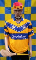 2002-2005 Clare GAA Official O'Neills Hurling Jersey (Adult Large)