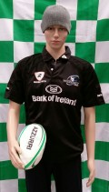 Connacht Official RugbyTech Rugby Union Jersey (Youths 7-8 Years)