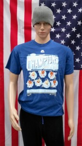 Kansas City Royals Authentic MLB Baseball Shirt (Adult Medium)