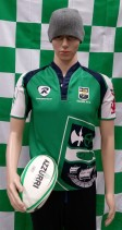 Ballina Official RugbyTech Rugby Union Jersey (Adult Small)