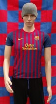 2011-2012 Barcelona Official Nike Football Shirt (Youths 10-12 Years)