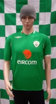 2006-2008 Republic of Ireland Official Umbro Football Shirt (Adult XL)