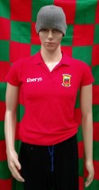 Mayo Ladies GAA Elverys Gaelic Football Shirt (Adult Small)
