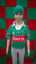 2004 Mayo GAA O'Neills Gaelic Football Jersey (Youths 1-2 Years)