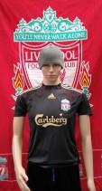 2009-2010 Liverpool Official Adidas Football Shirt (Adult Small)