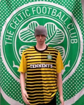 2011-2012 Glasgow Celtic Official Nike Football Shirt (Adult XL)