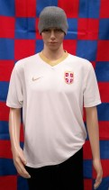 Serbia Official Nike Football Shirt (Adult Large)