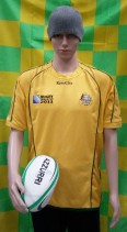2011 Australia Official Kooga Rugby Union Jersey (Adult Large)