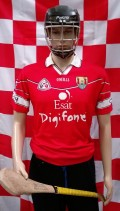 2000-2001 Cork GAA Official O'Neills Hurling Jersey (Youths 13-14 Years)
