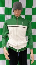 Glasgow Celtic Vintage Tracksuit Top (Adult Small)