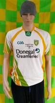 2013 Donegal GAA Azzurri Gaelic Football Jersey (Adult Medium)
