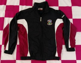 Galway GAA O'Neills Gaelic Football Jacket (Youths 7-8 Years)