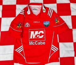 2007-2009 Louth GAA O'Neills Gaelic Football Shirt (Youths 10-11 Years)