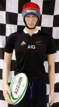 New Zealand All Blacks Official Adidas Rugby Union Shirt (Youths 11-12 Years)