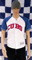 Chicago Cubs Authentic MLB Baseball Shirt (Youths 10-12 Years)