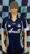 2007-2008 Dublin GAA O'Neills Gaelic Football Jersey (Adult XL)