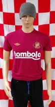 Sunderland Official Umbro Football Shirt (Adult Small)