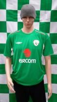 2004-2006 Republic of Ireland Official Umbro Football Shirt (Adult XL)