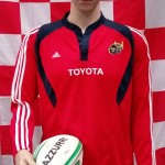 Munster 2007-2009 Home Long Sleeved