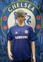 2014-2015 Chelsea Official Adidas Football Shirt (Adult XL)