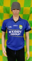 2012-2014 Kerry GAA Official O'Neills Gaelic Football Jersey (Youths 13 Years)