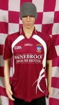 Westmeath GAA Official O'Neills Gaelic Football Jersey (Adult Large)