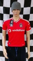 2014-2015 Besiktas Official Adidas Football Shirt (Youths 11-12 Years)