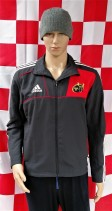 Munster Official Adidas Rugby Union Jacket (Adult Small)