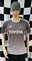 2013-2014 Besiktas Official Adidas Football Shirt (Youths 15-16 Years)