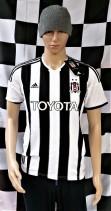 2013-2014 Besiktas Official Adidas Football Shirt (Youths 15-16 Years)