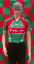 2009-2011 Mayo GAA O'Neills Gaelic Football Jersey (Youths 10-11 Years)