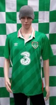 2016-2017 Republic of Ireland Official Umbro Football Shirt (Adult XL)