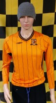 2009-2010 Hull City Official Umbro Football Shirt (Youths 11-12 Years)