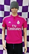 2014-2015 Real Madrid Adidas Football Shirt (Youths 13-14 Years)