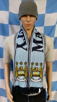 Manchester City Football Club Scarf (Scarves)