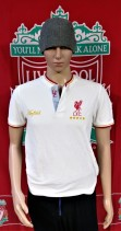 Liverpool Official L.F.C. Football Shirt (Adult Small)