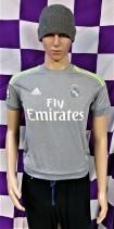 2015-2016 Real Madrid Adidas Football Shirt (Youths 13-14 Years)