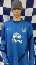 Everton Official Nike Football Shirt (Adult XXL)
