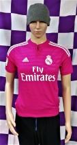 2014-2015 Real Madrid Adidas Football Shirt (Youths 13-14 Years)