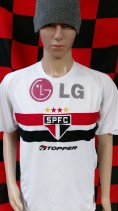 2005-2006 Sao Paulo Topper Football Shirt (Adult Large)