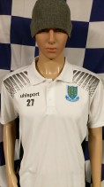 Ballymena United (Player Worn) uhlsport Football Shirt (Adult Large)