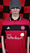 1999-2001 Nurnberg Adidas Football Shirt (Adult Medium)
