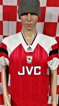 1992-1994 Arsenal Adidas Football Shirt (Adult Medium)