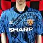 1992-1993 Manchester United Umbro Football Shirt (Adult Large)
