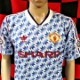 1990-1992 Manchester United Adidas Football Shirt (Adult Medium)
